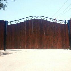 Cedar and Iron Gate