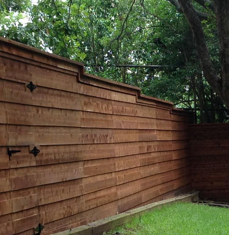 Horizontal Fence Diy: Residential Fence Builder