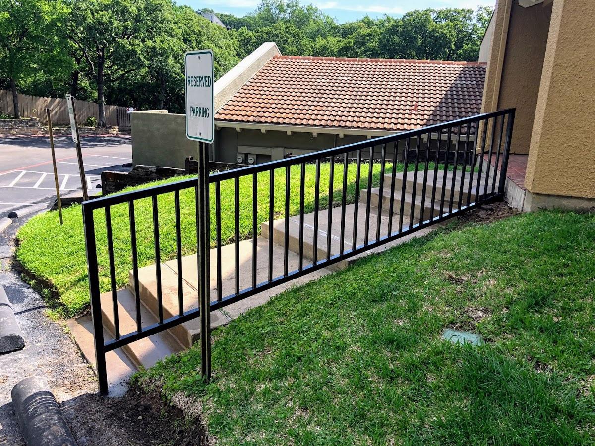 Residential Ornamental Iron Fences Amp Gates Arlington Tx